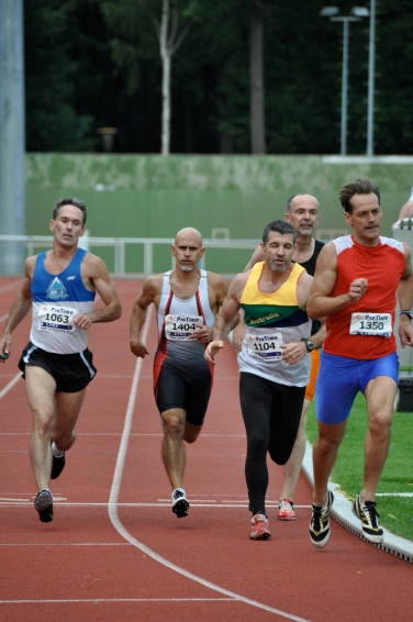 Cologne 2010 Gay Games 800m