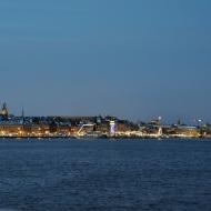 Stockholm Winter Afternoon