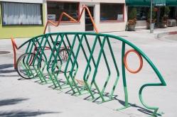 Long Beach Bike Rack