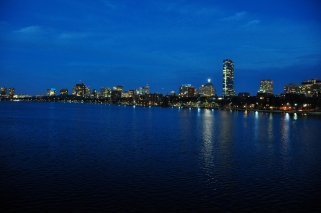 Boston and the Charles