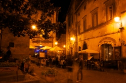 Friday Night in Orvieto