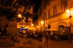 Friday Night in Orvieto