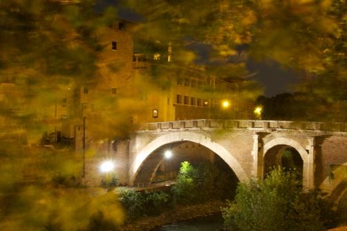 Breezy Evening and Tiberina