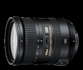 Nikon lens 18-200mm