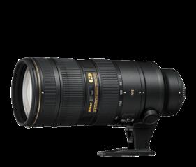Nikon lens 70-200mm
